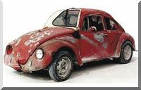 Curious photos of the VW Beetle