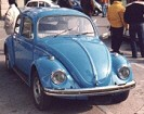 The Beetle after 1967