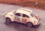 Beetle Rally champion